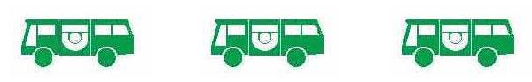 Sinalização da Integração Metrô-Ônibus