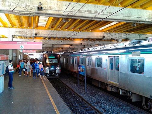Metrô Recife - Linha Centro