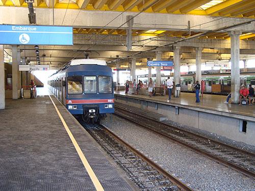 Metrô Recife - Linha Sul