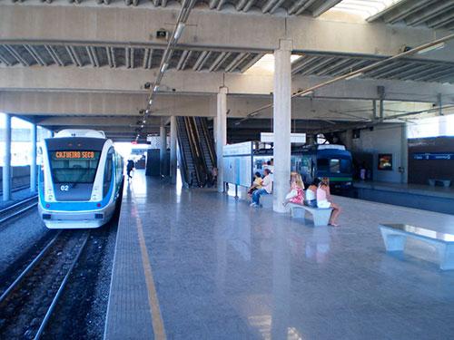 Metrô Recife - Linha Diesel-VLT