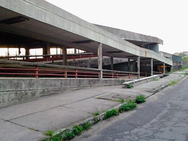 Estação Alto do Céu Metrô Recife