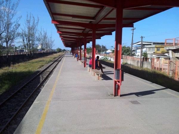 Estação Ângelo de Souza - Metrô Recife