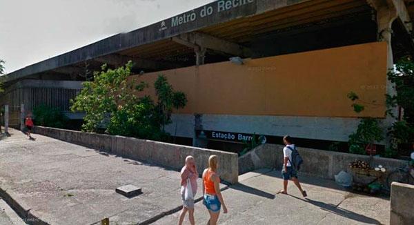 Estação Barro Metrô Recife