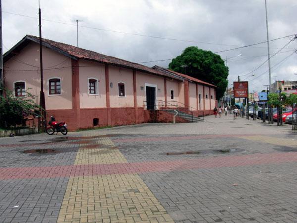 Estação Cabo - Metrô Recife