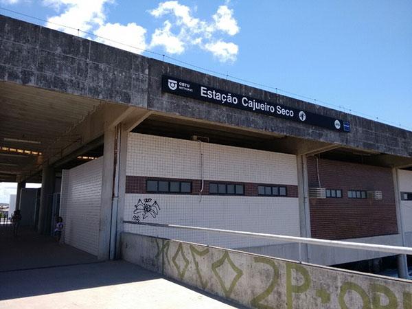 Estação Cajueiro Seco