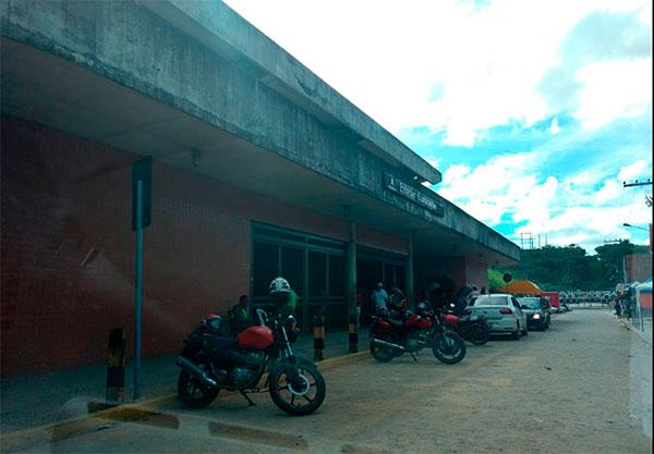 Estação Camaragibe