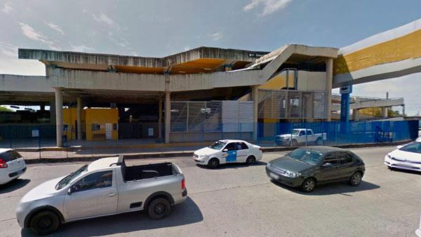 Estação Largo da Paz - Metrô Recife