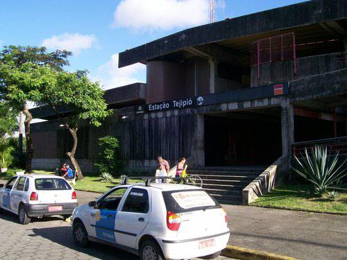 Estação Tejipió Metrô Recife