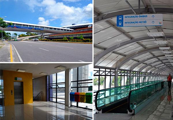 Integração Metrô-Aeroporto do Recife
